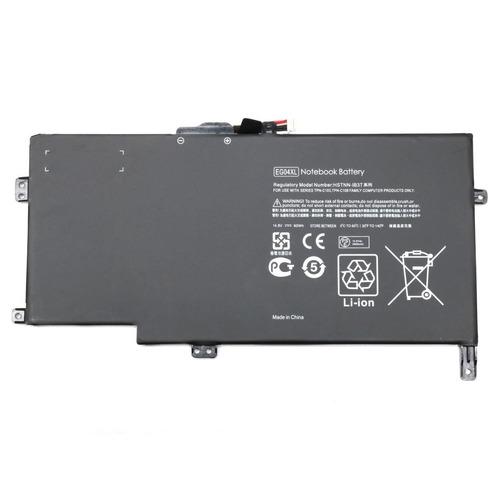 bateria alternativa hp eg04xl p/ sleekbook 6-1000 7702166