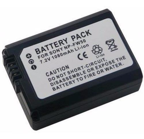 batería alternativa np-fw50 sony a37 a55 a33 a35