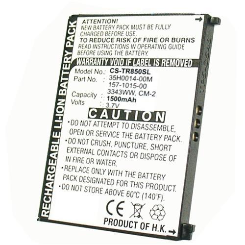 bateria alternativa palm treo pro 850 - factura a / b