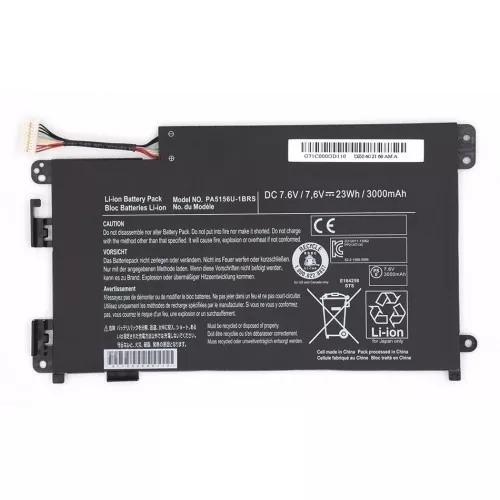 bateria alternativa toshiba pa5156 w35dt w35dt-a3300 7702782