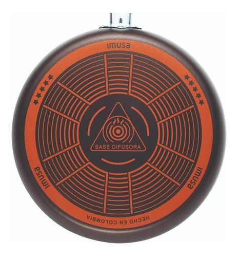 batería antiadherente 12 piezas talent master 5861027608