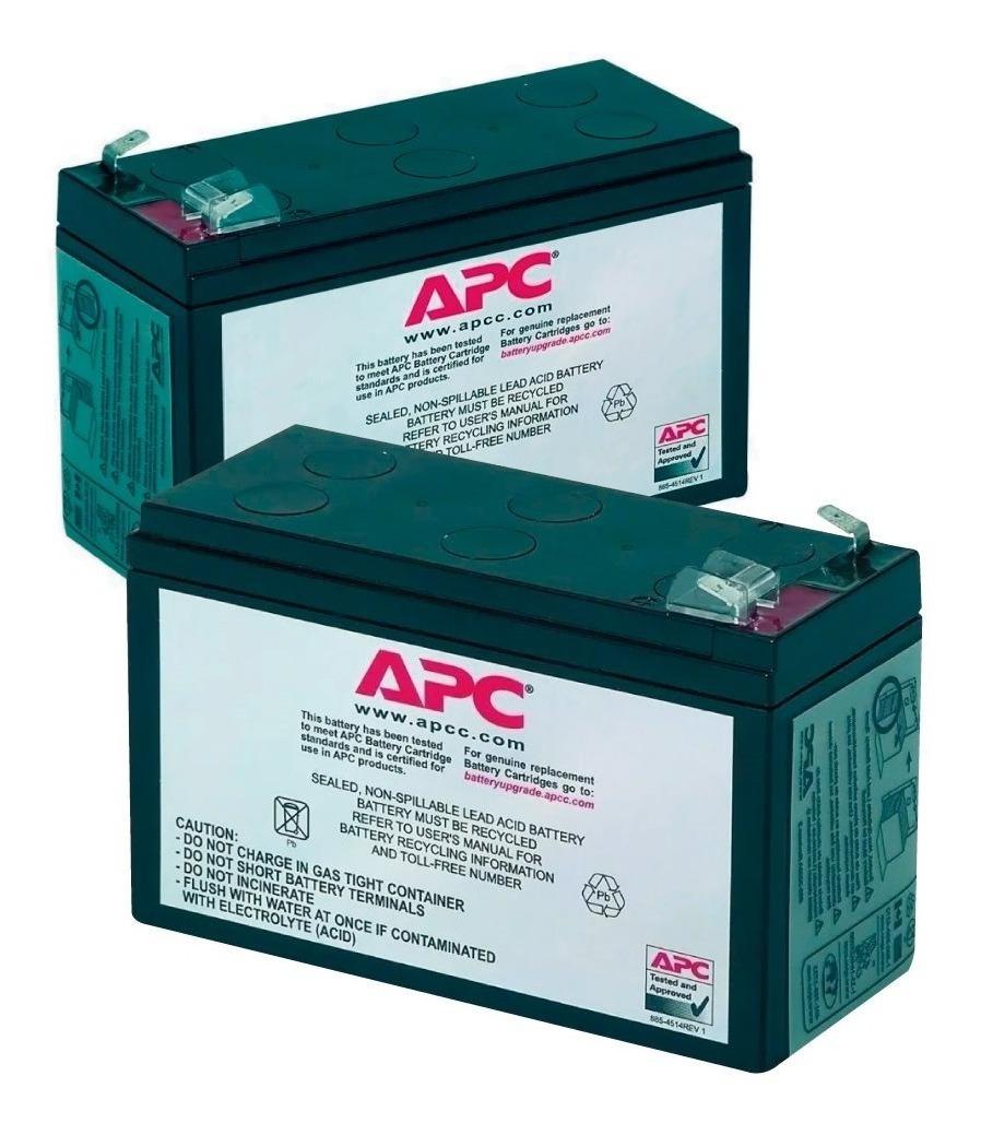 Batería Apc Rbc17 Ups Be650g1-lm Be750g-lm Br700g Be850m2