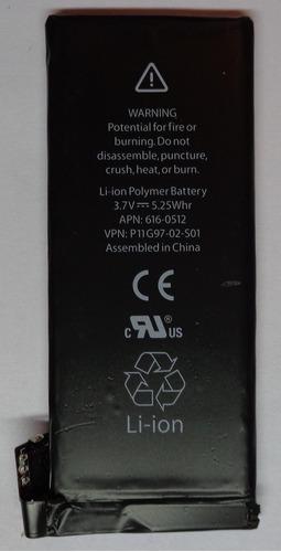 bateria apple iphone 4 - calidad garantia 3 meses - nnv