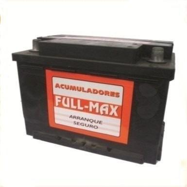 bateria auto full-max 12x65 retirando de nuestro deposito