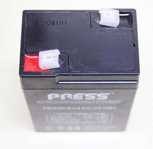 bateria auto niño