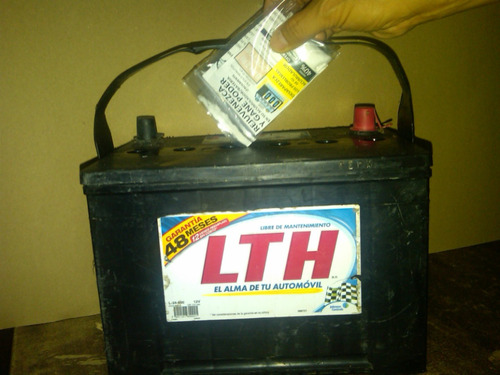 bateria auto? no compres, rejuvenecela por $95.00