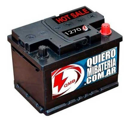 bateria auto qmb - vw suran - tipo 12-70 plus