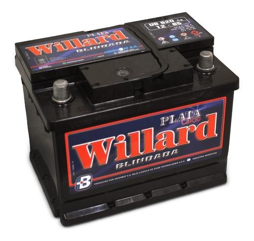 bateria auto willard 12x65 blindada cambio domicilio caba