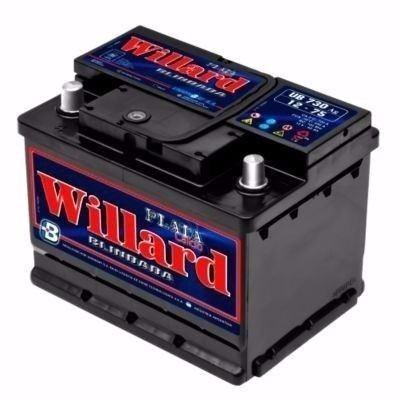 bateria auto willard ub730 12x75 peugeot 405 gld-grdt-sv-sv3