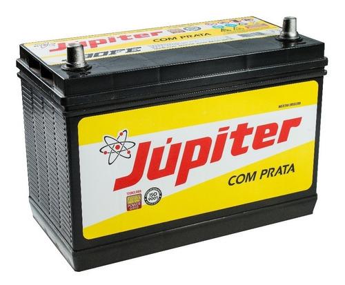 bateria automotiva júpiter 90ah 12v com prata