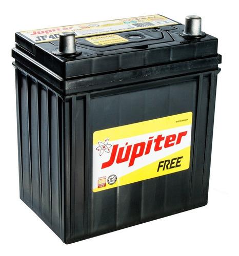 bateria automotiva selada jupiter 40ah12v honda fit c/ prata