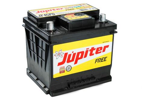 bateria automotiva selada júpiter 50ah 12v pálio com prata