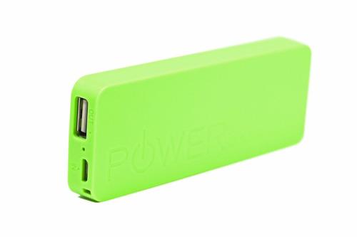 bateria auxiliar de 2600 mah fina publicidad galaxy iphone