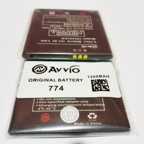 bateria avvio 774