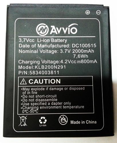 batería avvio 793 /original y garantizada/