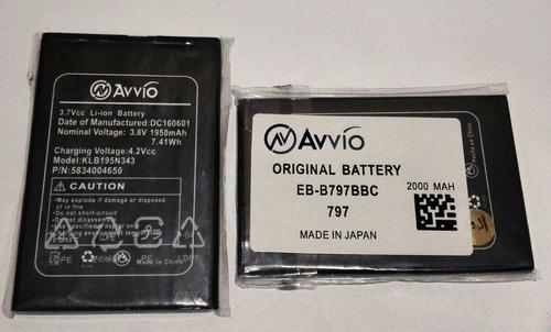 bateria avvio 797 original