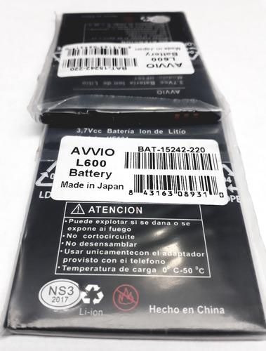 bateria avvio l600 calidad aaa