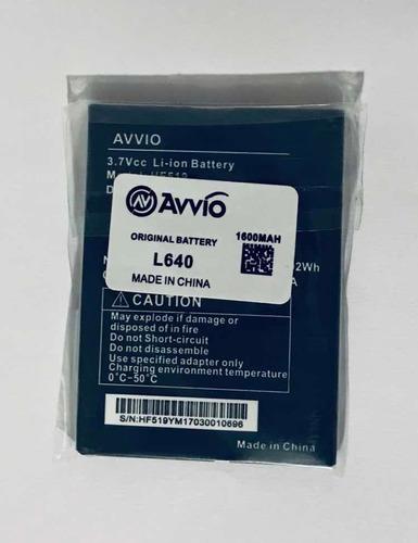 batería avvio l640 tipo original