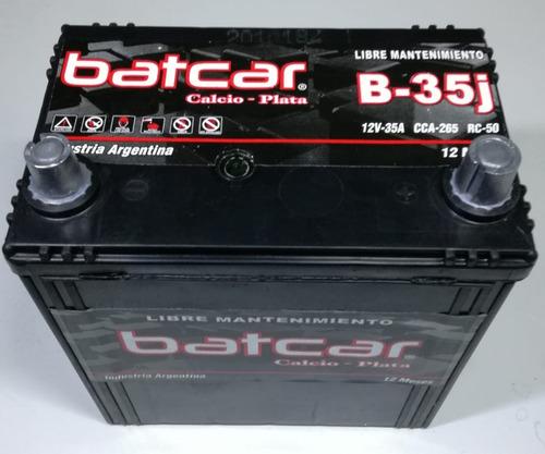 bateria b-35j honda fit city atos chery cambio a domicilio