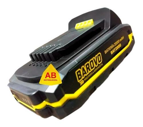 bateria barovo 18v 2.0 ah 2000 mah inalambrico bat2000