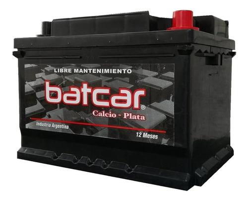 bateria batcar auto l1 12x55 peugeot 206 nafta batería domicilio
