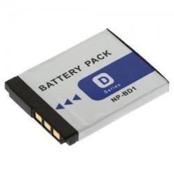 bateria bd1 p/ camera sony bd-1 t2 t70 t75 t77 t90 t300 t900