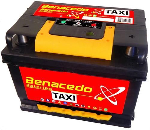 batería benacedo 12v 75 amp (garantia 1 año)