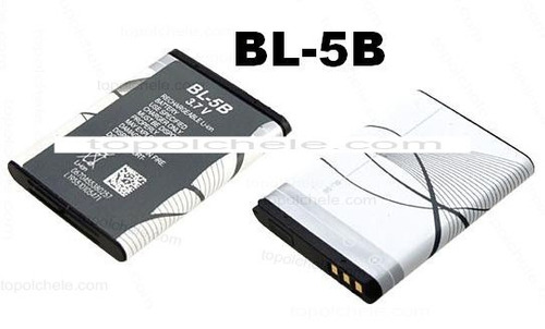 bateria bl-5b para nokia