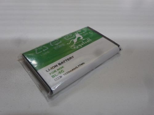 batería bl-5c bl5c nokia 1100 1208 parlante - factura a / b