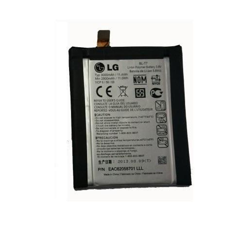 bateria bl-t7 original celular lg d805 optimus g2 d802 optim