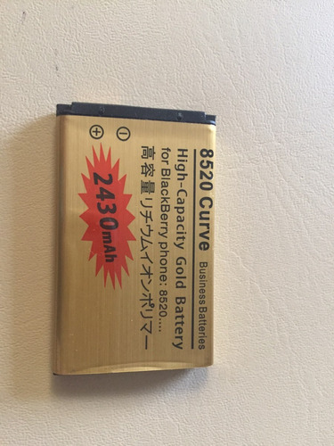 batería blackberry 8520 larga duración
