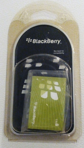 bateria blackberry cm2 pearl 8100/8110/8120 + forro y protec