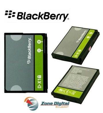 bateria blackberry d-x1 8900