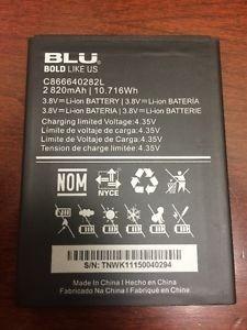 bateria blu life one xl x030 life xl 050original c866640282l