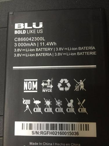 bateria blu selfie 2 c866042300l