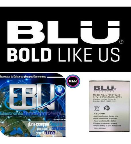 bateria blu studio 5.5 (0225t) nueva y original