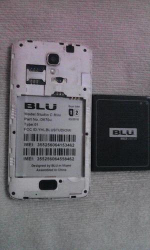 bateria blu studio c mini
