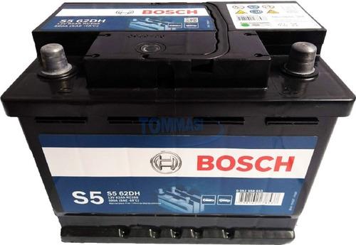 bateria bosch 12x75 62dh fiat 500 idea linea marea stilo
