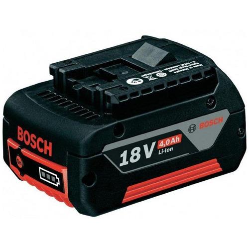 bateria bosch de lítio, 18v, 4,0 ah - 1600z00038