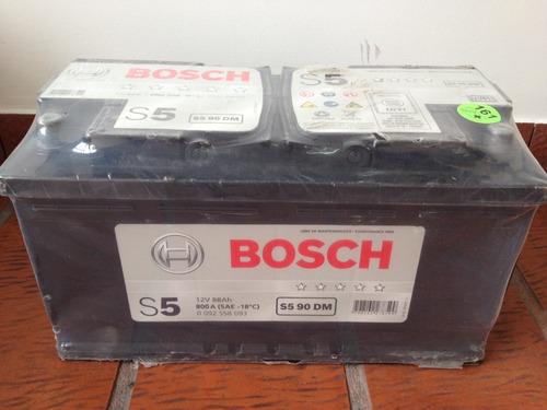 bateria bosch s590dm sprinter ducato mercedes benz jaguar x5