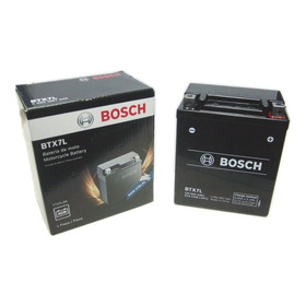 Bateria Bosch Ytx7l-bs Twister 250 Tornado 250 Falcon 400