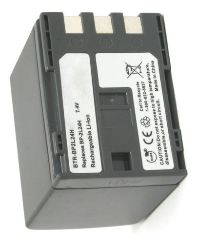 batería bp-2l24h para canon - unidad a $85900