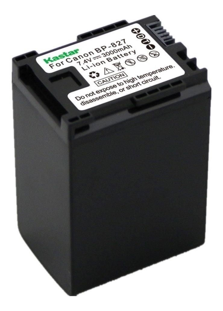 CARGADOR para Canon vixia hg20 hg21 chip Batería