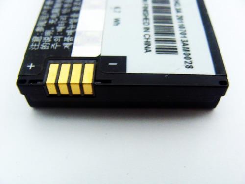bateria bt90 p/ celular moto u10 original com garantia