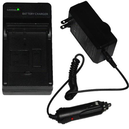 batería cámara cargador