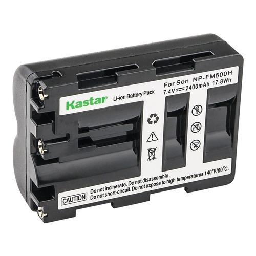 batería cámara sony np-fm500h alpha dslr slt a200 a300 a350