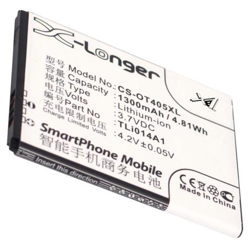 bateria cameron alcatel ot 4005 ot 4005 d ot 5020 d nnv