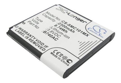 bateria cameron p/ samsung galaxy k nx mini c101 c105 c1010