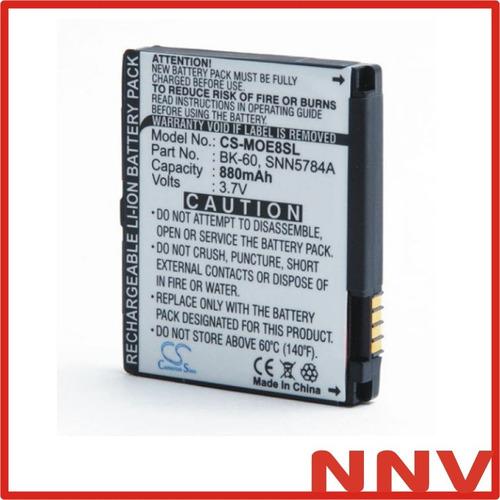 bateria cameron para motorola e8 i290 nextel i465 i876 l7c