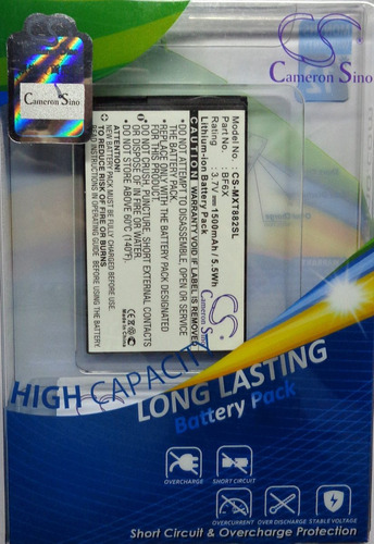 bateria cameron para motorola mt870 spice xt xt860 4g xt531